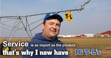 T-L Irrigation Testimonial